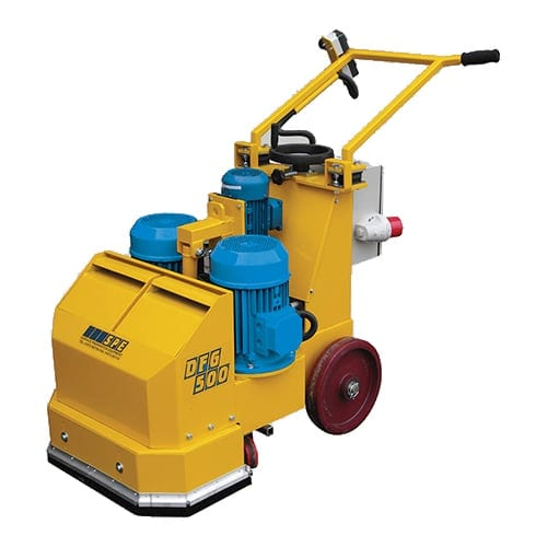 used spe DFG500-2 floor grinder for sale