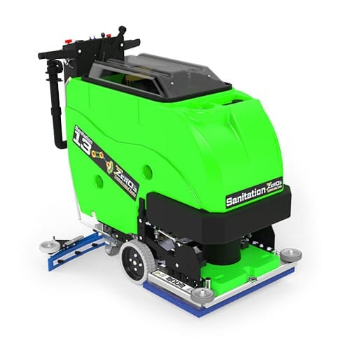 Factory Cat Sanitation 13 Walk Behind Scrubber for sale