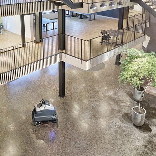 Advance Liberty SC50 Autonomous Floor Scrubber for sale