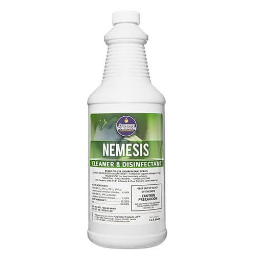nemesis cleaner disinfectant for sale