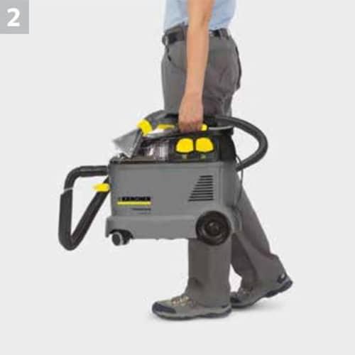 Karcher Puzzi 8 1 C Carpet Extractor for sale